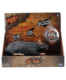 Uncle Milton Horrible Pets Remote Controlled Rat - 6 Years Plus