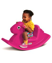 Little Tikes Rocking Horse - Pink