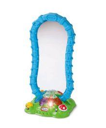 Little Tikes Activity Garden Safe N Fun Mirror - Blue And Green
