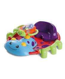 Little Tikes Activity Garden Rock N Spin - Multi Color