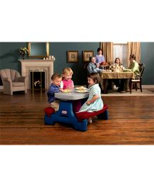 Little Tikes Easy Store Table - New Colors