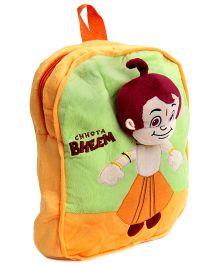 Chhota Bheem Backpack - Orange