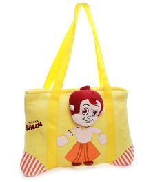 Chhota Bheem Yellow Picnic Bag