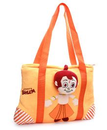Chhota Bheem Orange Picnic Bag