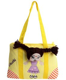 Dimpy Stuff Chutki Picnic Bag - Yellow