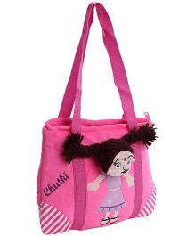 Dimpy Stuff Chutki Picnic Bag - Pink