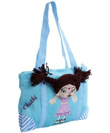 Dimpy Stuff Chutki Picnic Bag - Sky Blue