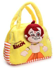 Chhota Bheem Hand Bag - Yellow