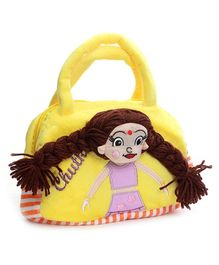Dimpy Stuff Chutki Picnic Hand Bag - Yellow