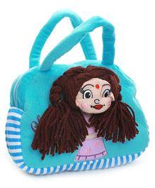 Dimpy Stuff Chutki Picnic Hand Bag - Blue