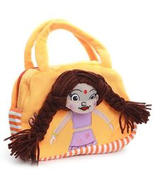 Dimpy Stuff Chutki Picnic Hand Bag - Orange