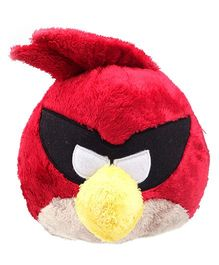 Angry Birds Super Red Bird Plush Toy - 25 cm