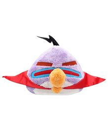 Angry Birds Lazer Bird Plush Toy Purple - 25 cm