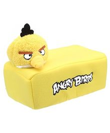 Angry Bird Tissue Holder - Yellow