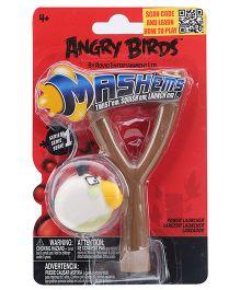 Angry Birds White Bird Mashems Power Launcher - 4 Years Plus