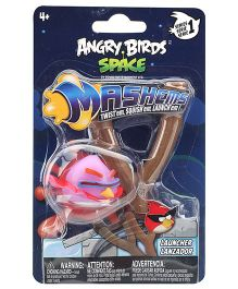 Angry Birds Lazer Bird Space Mashems Launcher