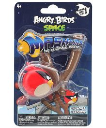 Angry Birds Super Red Bird Space Mashems Launcher