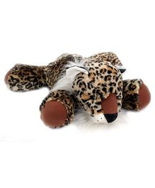 Play N Pets Floppy Leopard Small Soft Toy - 45 Cm