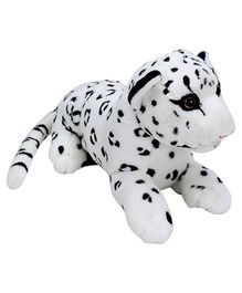Play N Pets Soft Snow Leopard Soft Toy - 45 cm