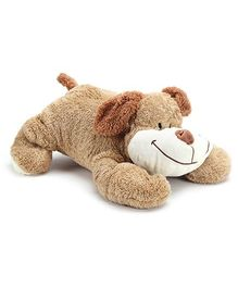 Play N Pets Dog Convertible Cushion Soft Toy - 40 Cm