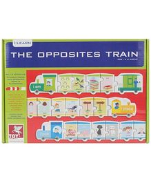 Toy Kraft The Opposite Train - 4 Years Plus