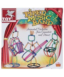 Toy Kraft Piped Music Band Kit