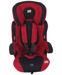 Mee Mee Lockable Car Seat - Red