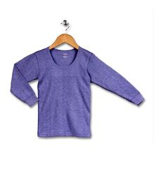 Bodycare Thermal Tee - Purple