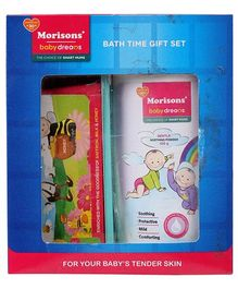 Morisons Baby Dreams Bath Time Gift Set - Pack of 3