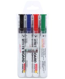Camlin Refillable White Board Marker Pen - 4 Piece