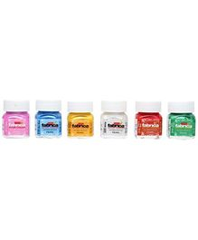 Camel Fabrica 6 Acrylic Colors - Each 10 ml