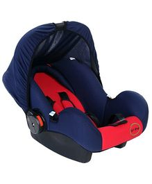 1st Step Car Seat - Blue and Red