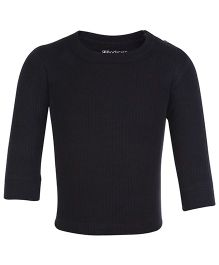 Bodycare Full Sleeves Black Thermal Inner Wear