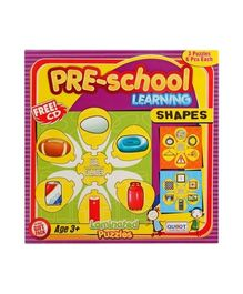 Puzzle - Pre-School Learning Shapes