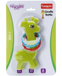 Giggles Giraffe Rattle - 6 Months Plus