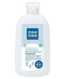 Mee Mee Baby Accessories and Vegetable Liquid Cleanser - 500 ml