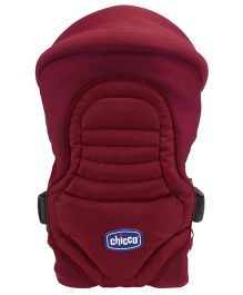 Chicco 3 Way Soft and Dream Baby Carrier - Red