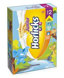 Junior Horlicks Stage 2 Original Flavor - 500 gm Refill Pack