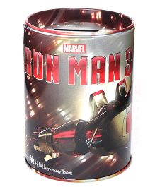Iron Man Coin Bank - Red