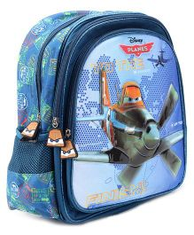Disney Planes Royal Blue Backpack - 18 Inches