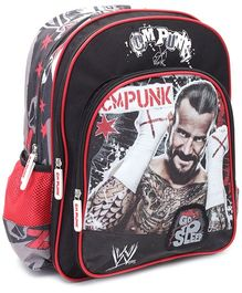 WWE Go To Sleep Print Backpack - 16 Inches