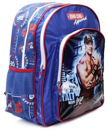 WWE John Cena Approved Print Back Pack - 18 Inches