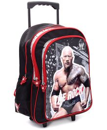 WWE The Rock Trolley Back Pack - 18 Inches
