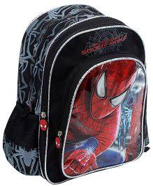 Marvel Spider Man Web Hunter Print Back Pack - 14 Inches