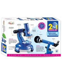 Annie 2 in 1 Science Set Telescope And Microscope