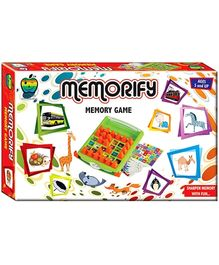 Apple Fun Memorify Memory Game - 5 Years Plus
