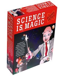 Ekta Science Is Magic Kit