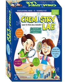 Ekta Chemistry Lab Do It Yourself Kit