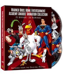 Sony Academy Awards Animation Collection DVD - English