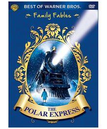 Sony Family Fables Polar Express DVD